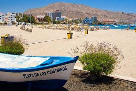 Los Cristianos - Terrace above the Sea