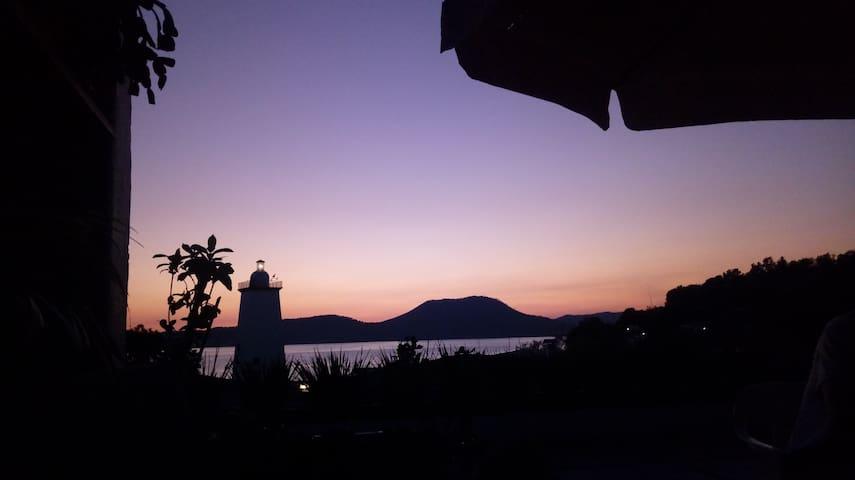 ideal para  luna de miel, vista al lago villa 9
