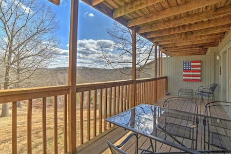 'Family Retreat' 2BR Branson West Condo - Reeds Spring