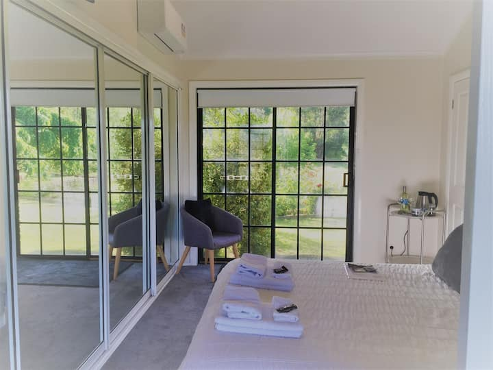 Rosewhite House Ground floor room with views
