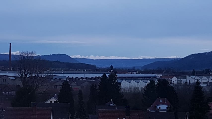 Alpenpanorama 2