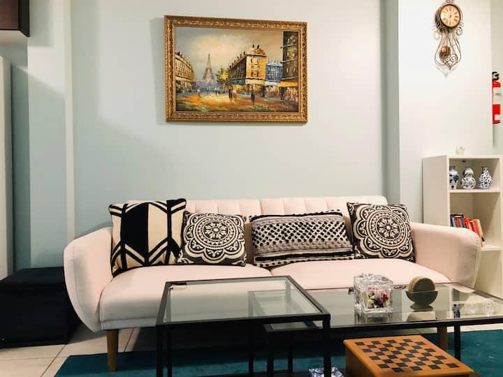 Entire Guest Suite - 1 Bedroom Basement Apartment