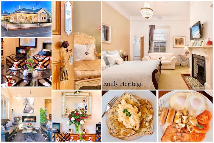 Emily Heritage King Boutique Bed & Breakfast