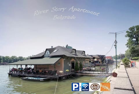 River Story Apartment 93m2