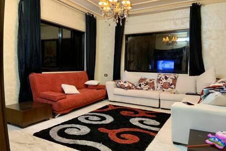 Cozy Modern Appartment Amman