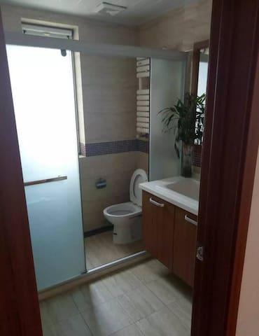 南湖市民广场附近精致公寓 - Jiaxing Shi - Appartement