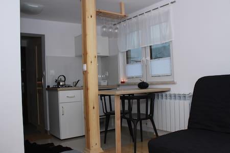 Pod Dziadkowym Dachem - apartament Pod Jabłonią