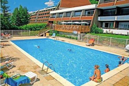Club Hotel Maeva Studio 27 m2, 4 personnes - Saint-Chaffrey