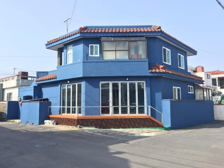 jeju guesthouse 4 bed female dormitory
