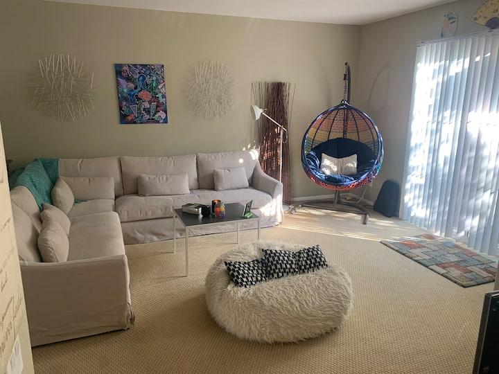 Private Room in Resort Like Condo