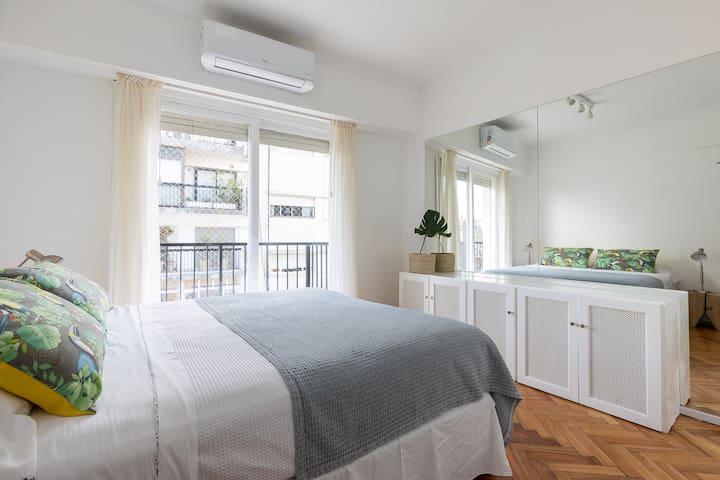Unique apartment in the heart of Recoleta!
