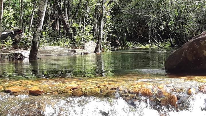Natural Swiming Pool and Eco Village