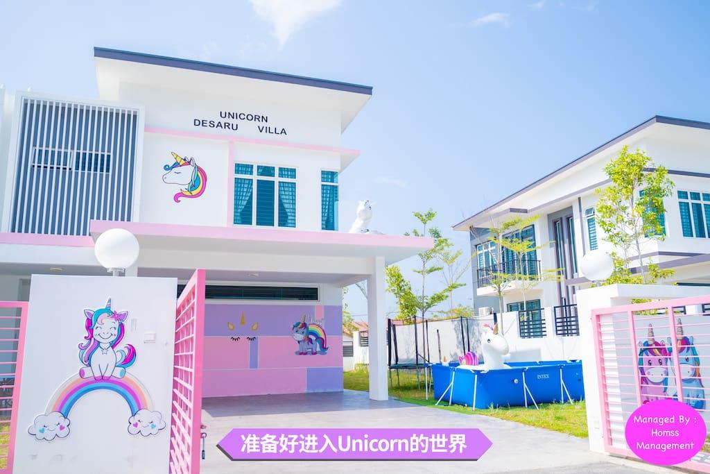 Unicorn Desaru Villa 15paxmore Beach Pool Ktv Villas For Rent In