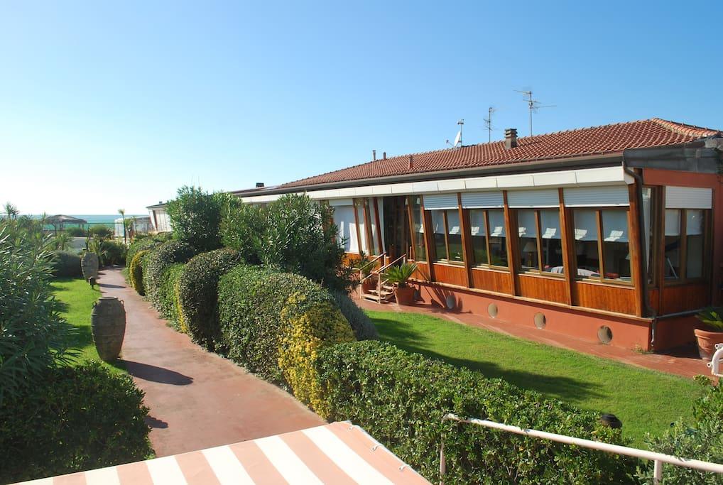 Viareggio Villa Citta Giardino
