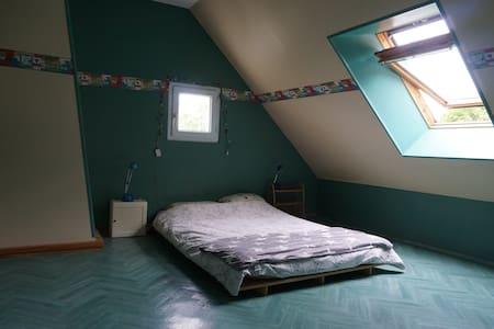 Maison charmante proche de Trôo - Montoire-sur-le-Loir - Rumah