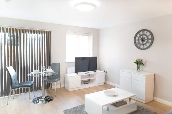 Hinton House City Centre One Bedroom Apartment