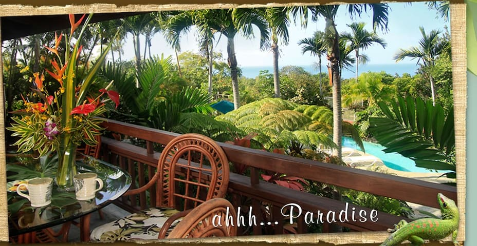 Ohana Suite - Hawaiian Oasis Bed & Breakfast Inn