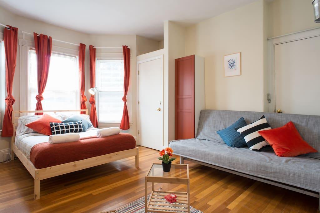 Studio Apartments For Rent Massachusetts
