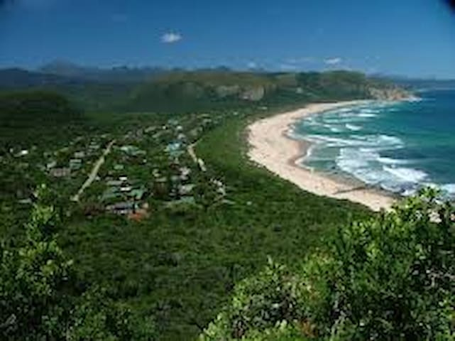 Garden Route: Tranquil Beach Home - natures valley - House