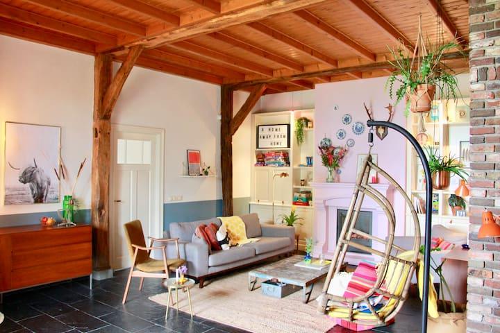Het gezelligste vakantiehuisje van Twente