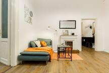 Unique Riverside Apartment