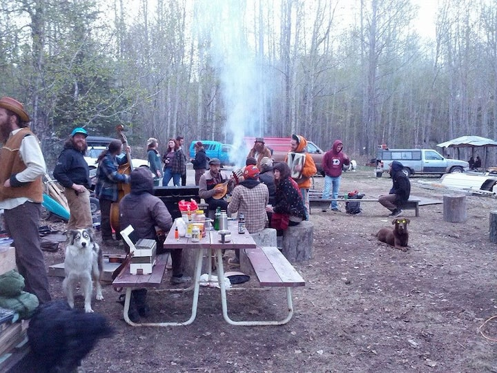 Inexpensive & safe summer camping