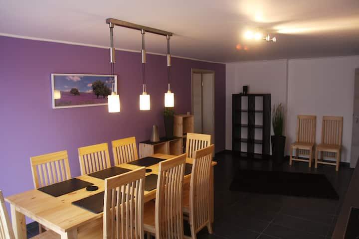 Gästehaus Silvia / Umgebung von Ffm , 24 Betten