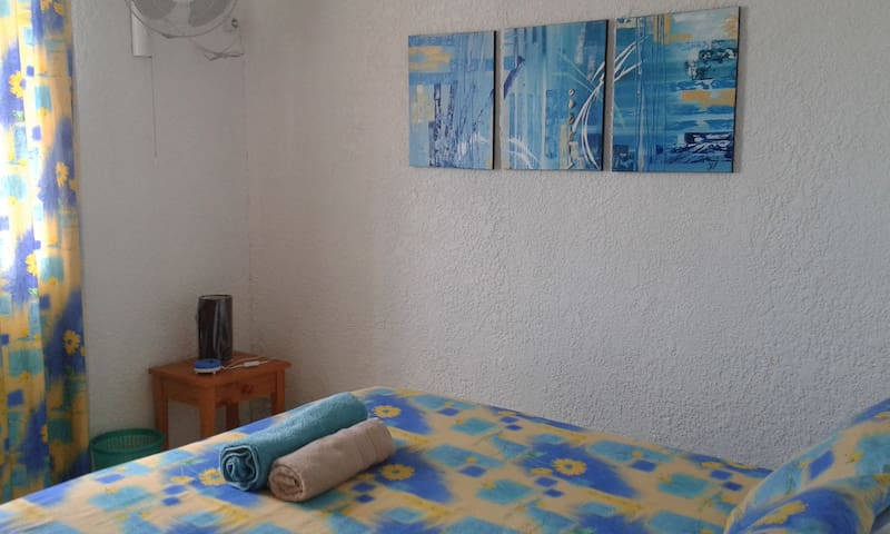 Chambre 4 à l'étage