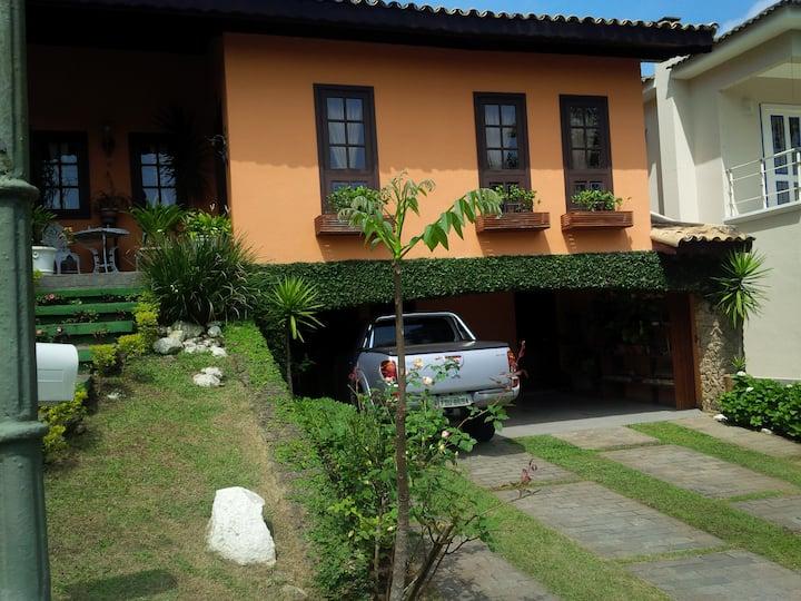 Casa Aconchegante Condominio Serra