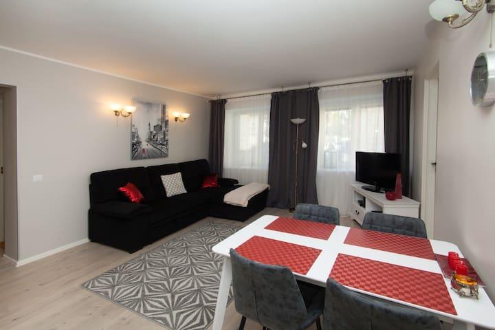 Lily Apartments@Tehnika