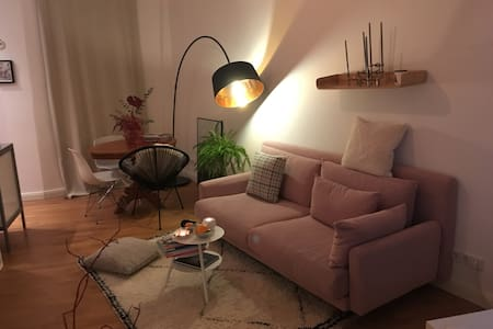 Scandi-chic appartment for 2-3 in Prenzlauer Berg - Berlin