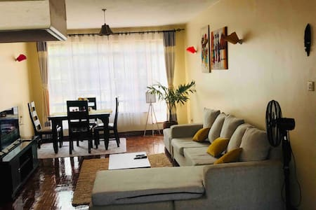 Entire spacious two bedroom all ensuite apartment