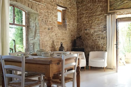 Delicious apartment with swimming pool - Certaldo - Huoneisto