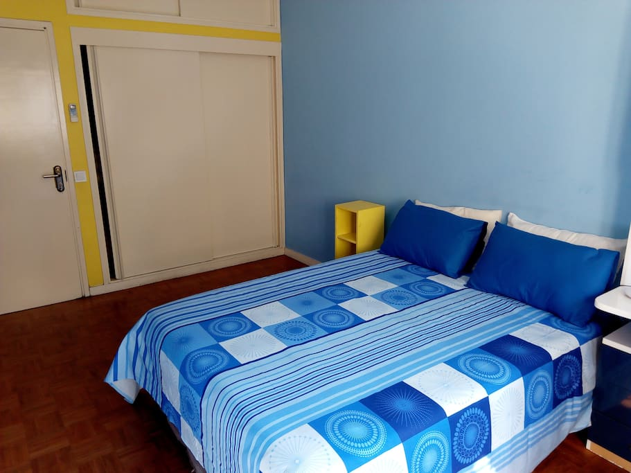 Private bedroom - double bed