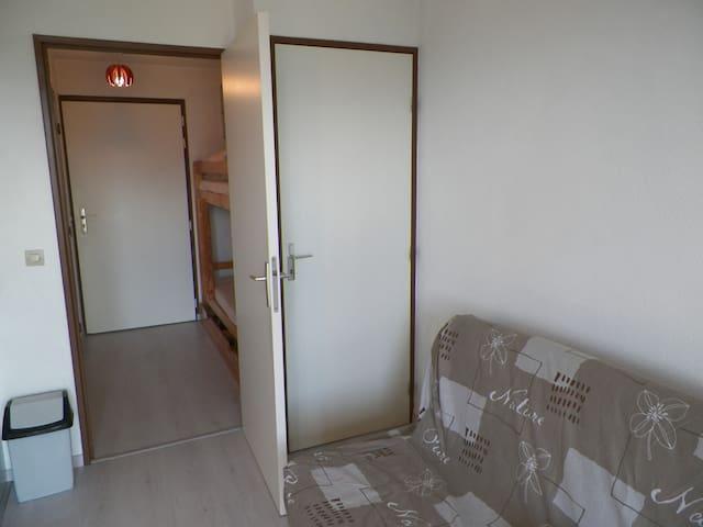 studio à la montagne près de Cluses - Mont-Saxonnex - Apartamento