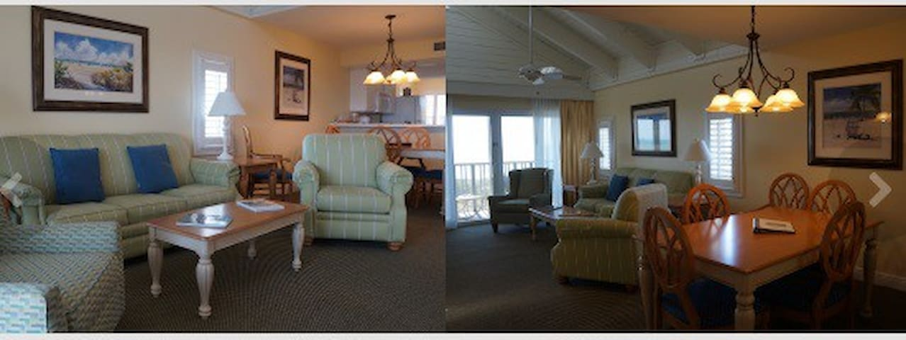 Shell Island Beach Club (A timeshare condo)