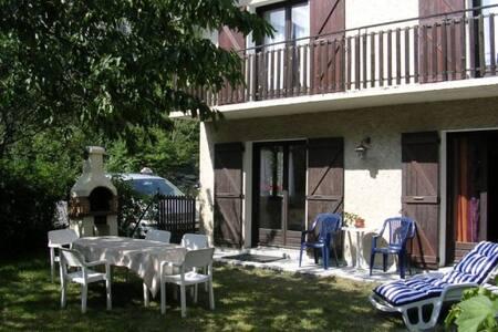 Maison  au pied de l'Alpe d'Huez et des 2 Alpes - Le Bourg-d'Oisans - Talo