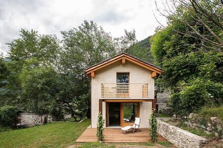 La Casa Nel Bosco della Valchiavenna