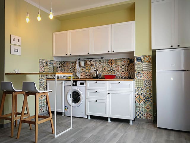Cozy apartment in the heart of old Batumi