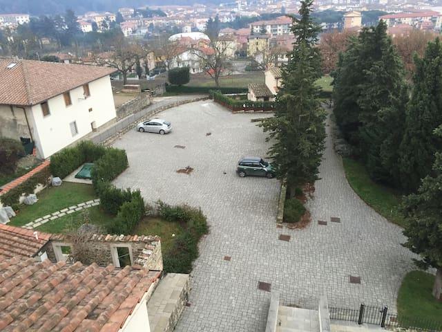 Attico in convento del 700 - Barberino di Mugello - Квартира