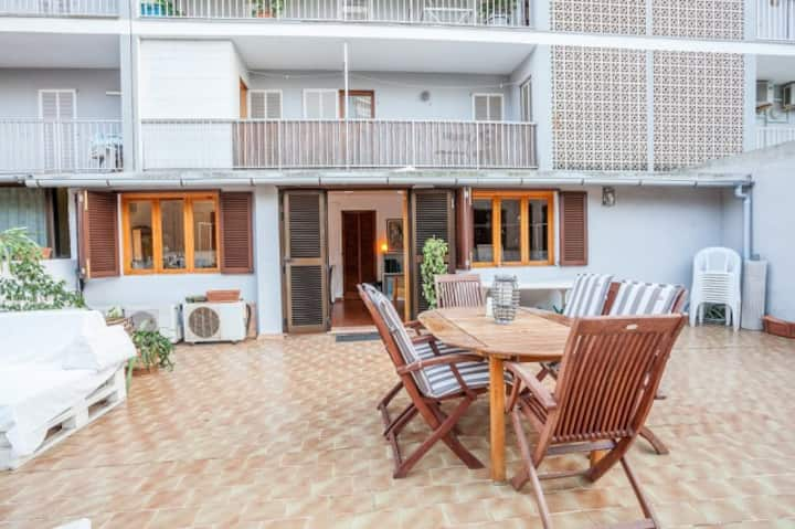 Nice apartment in Arenal, 3 km from the Aquarium