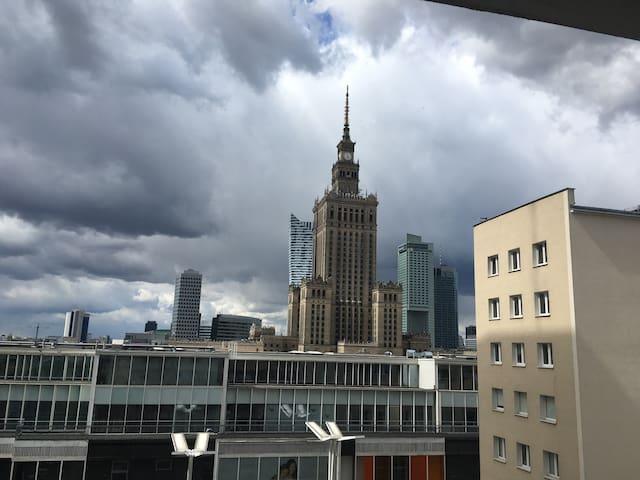 Studio w samym centrum Warszawy - Warszawa - Pis