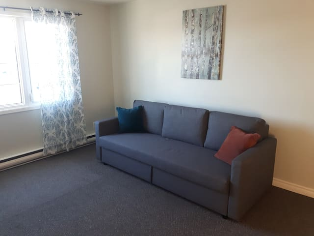 2 Bedroom Apartment Minutes From Downtown