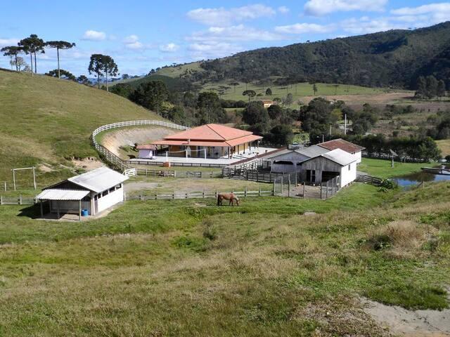 Sitio Nascente das Águas - Serra Catarinense