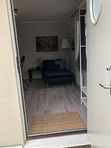 Nybyggd lägenhet i vackra Hovås