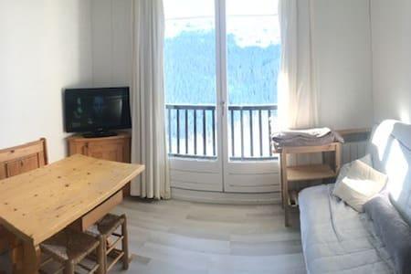 Studio cabine 25m2 balcon sud wifi