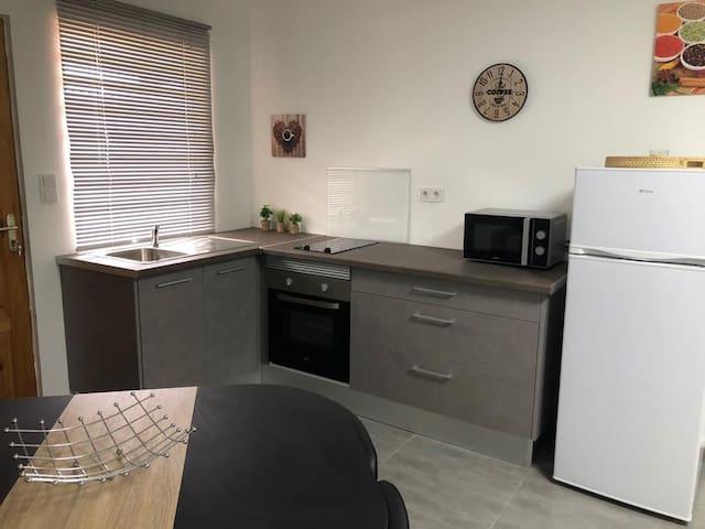 Appartement cosy citronnelle