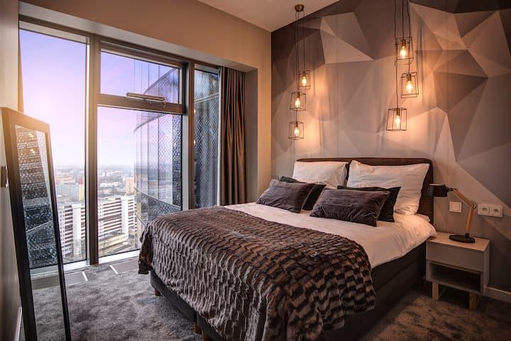 Apartament SKY TOWER typu Economy dla 2 osób