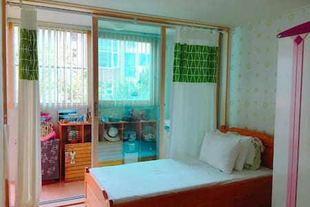 Quiet&cozy 1 Private room, Warm family greeting - 龍仁市