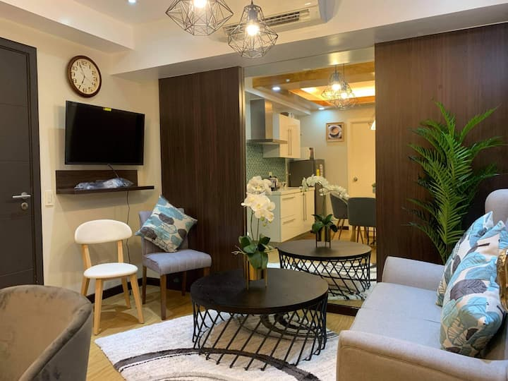 Homey and Cozy Unit at Acqua Residences
